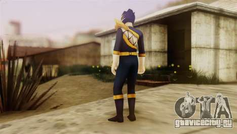 Power Rangers Skin 4 для GTA San Andreas второй скриншот