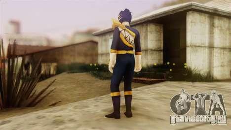 Power Rangers Skin 4 для GTA San Andreas второй скриншот