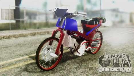 Dream 110 cc of Thailand для GTA San Andreas
