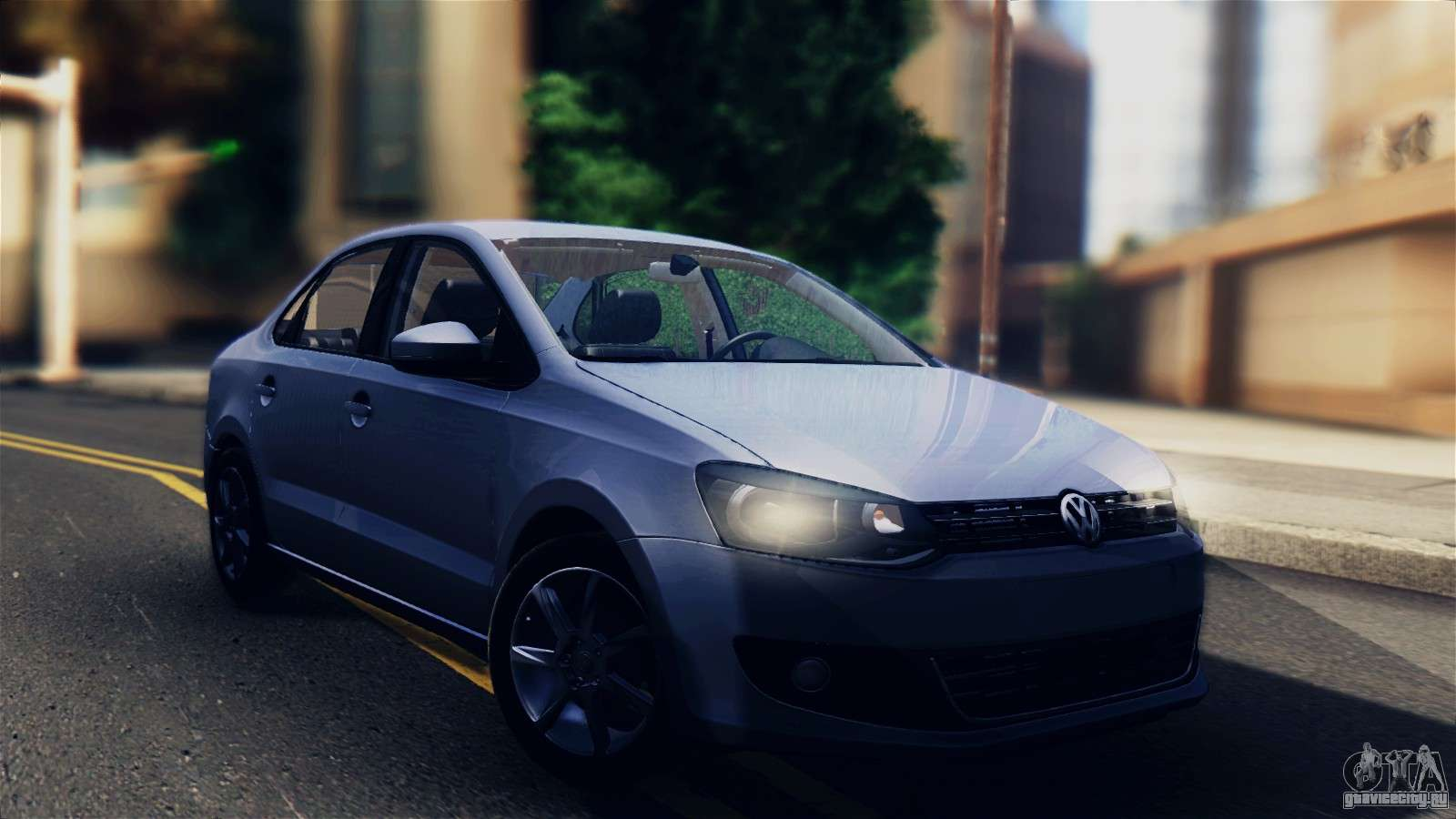 volkswagen polo gta san andreas. Black Bedroom Furniture Sets. Home Design Ideas