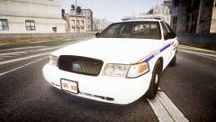 Ford Crown Victoria RCMP Campbellton [ELS] для GTA 4