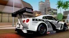 Nissan GT-R (R35) GT3 2012 PJ4