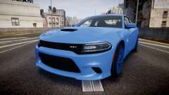 Dodge Charger SRT 2015 Hellcat для GTA 4