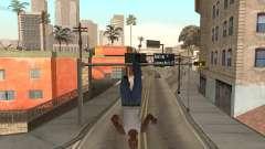 Back Flip для GTA San Andreas