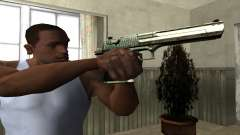 Сool Light Deagle для GTA San Andreas