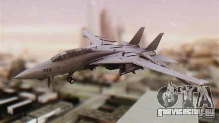F-14A Tomcat VFA-211 Fighting Checkmates для GTA San Andreas