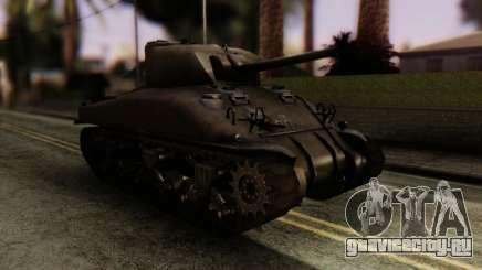 M4 Sherman v1.1 для GTA San Andreas
