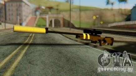 L96 Bandage Silencer для GTA San Andreas