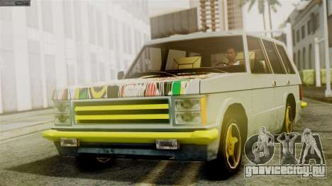 Huntley New Edition для GTA San Andreas