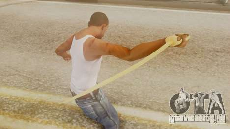 Red Dead Redemption Katana Assasin для GTA San Andreas третий скриншот
