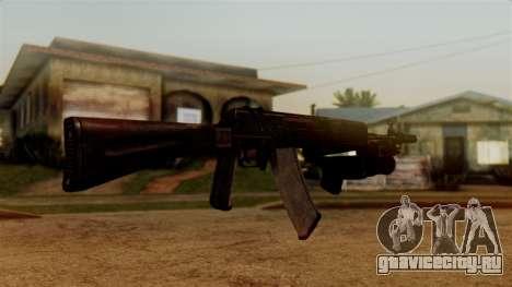 АН-94 Абакан для GTA San Andreas третий скриншот