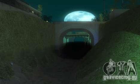 ENB & Colormod v 1.0 для GTA San Andreas пятый скриншот