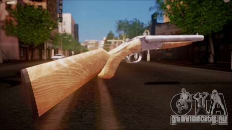 DobleGun from Battlefield Hardline для GTA San Andreas второй скриншот