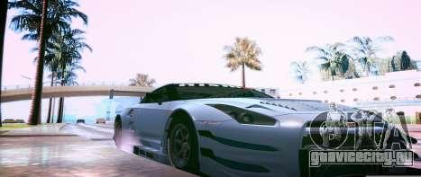 Brandals ENB v2 для GTA San Andreas пятый скриншот