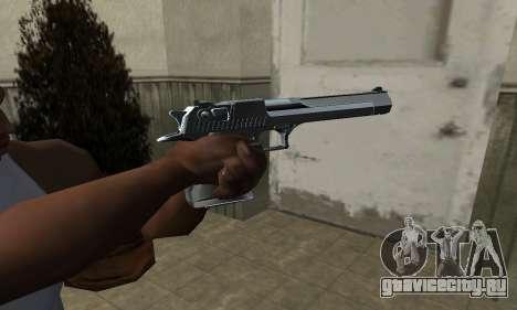 Desert Eagle для GTA San Andreas