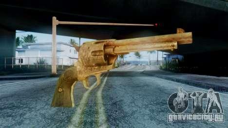 Red Dead Redemption Revolver для GTA San Andreas