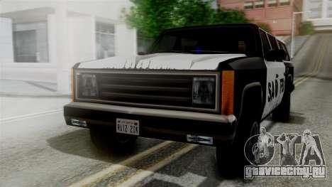 Alternative FBI Rancher для GTA San Andreas