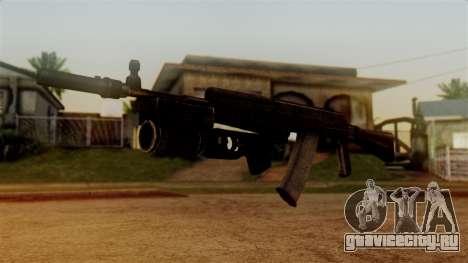 АН-94 Абакан для GTA San Andreas второй скриншот