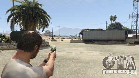 Halo UNSC: Magnum для GTA 5 четвертый скриншот