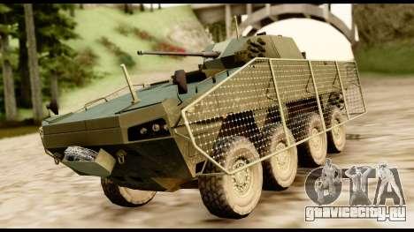 KTO Rosomak M1M для GTA San Andreas