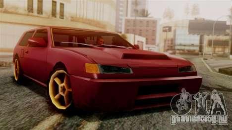 Flash New Edition для GTA San Andreas