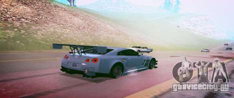Brandals ENB v2 для GTA San Andreas четвёртый скриншот