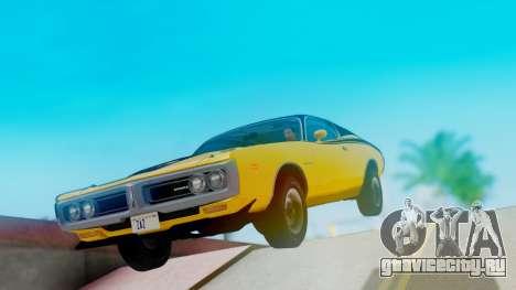 Dodge Charger Super Bee 426 Hemi (WS23) 1971 для GTA San Andreas вид справа