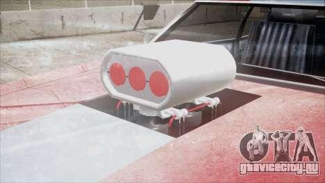 Sabre Turbocharged для GTA San Andreas вид справа