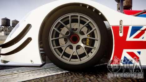 Radical SR8 RX 2011 [28] для GTA 4 вид сзади