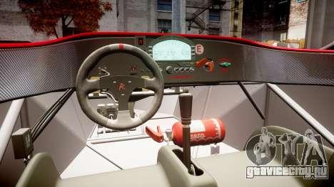 Radical SR8 RX 2011 [28] для GTA 4 вид изнутри