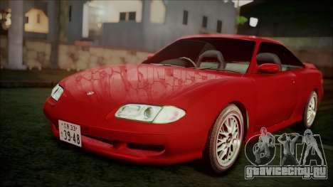 Mazda MX-6 (GE5S) для GTA San Andreas