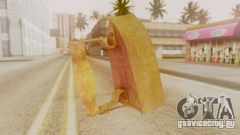 Red Dead Redemption Brassknuvle для GTA San Andreas