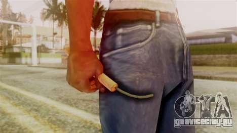 Red Dead Redemption TNT Diego Assasin для GTA San Andreas третий скриншот