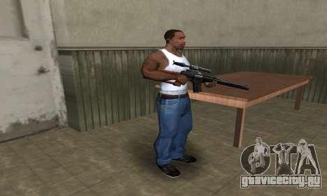 Old Sniper для GTA San Andreas третий скриншот