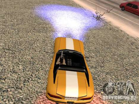 Xenon для GTA San Andreas четвёртый скриншот