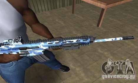 Pixel M4 для GTA San Andreas второй скриншот