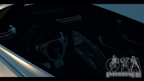 Lexus LF-A 2010 EPM для GTA 4 вид сзади