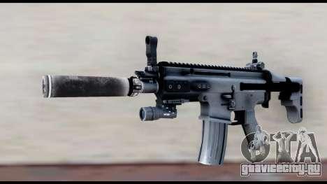 MK16 PDW Advanced Quality v2 для GTA San Andreas