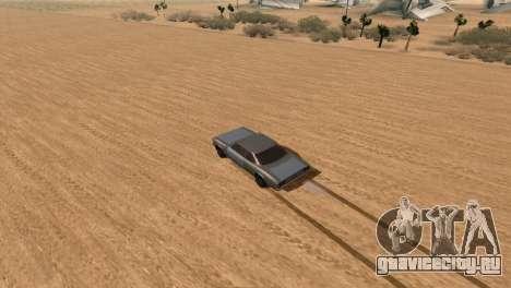 Offroad Effect для GTA San Andreas второй скриншот