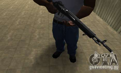 Modern Black Rifle для GTA San Andreas
