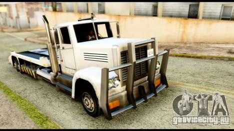 Packer Style DFT-30 для GTA San Andreas