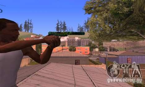 USP Doggers для GTA San Andreas третий скриншот