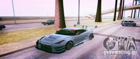 Brandals ENB v2 для GTA San Andreas второй скриншот