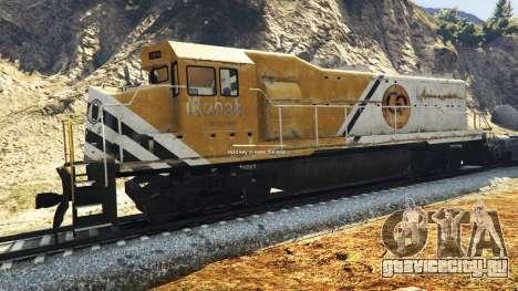 Инженер железной дороги v3.1 для GTA 5 второй скриншот