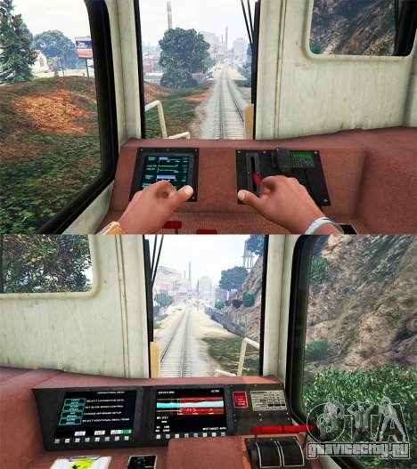 Инженер железной дороги v3.1 для GTA 5 третий скриншот