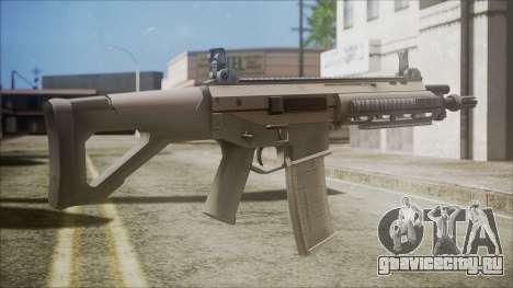 ACR from Battlefield Hardline для GTA San Andreas второй скриншот