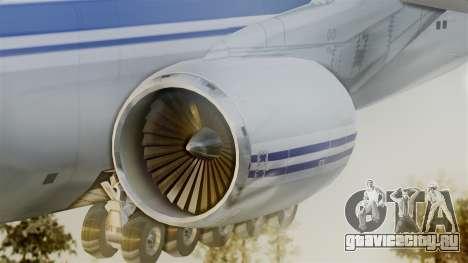 Antonov 124 для GTA San Andreas вид сзади слева