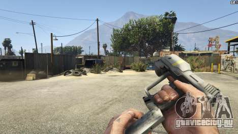 Halo UNSC: Magnum для GTA 5
