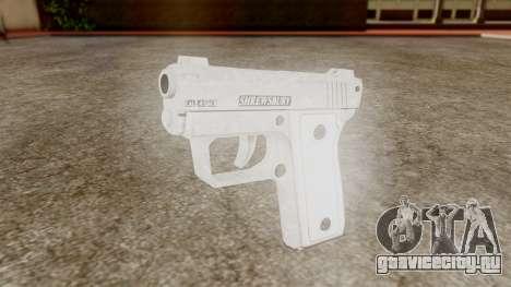 GTA 5 SNS Pistol для GTA San Andreas