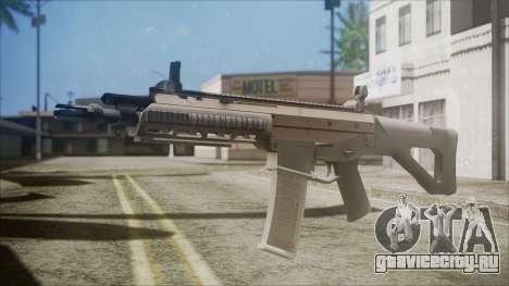 ACR from Battlefield Hardline для GTA San Andreas
